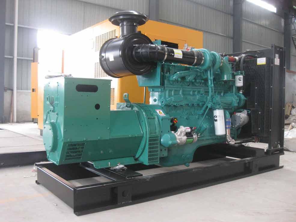 Diesel Emergency Generator